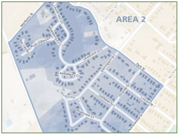 Earlewood Safety Zones - Area 2
