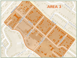 Earlewood Safety Zones - Area 3