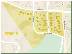 Earlewood Safety Zones - Area 6