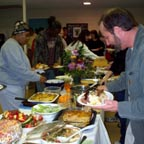 2009 Thanksgiving Dinner