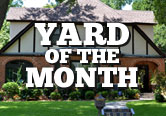 Yard of the Month