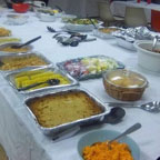 2011 Thanksgiving Dinner