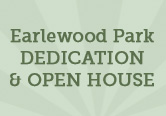 Earlewood Park Dedication and Open House